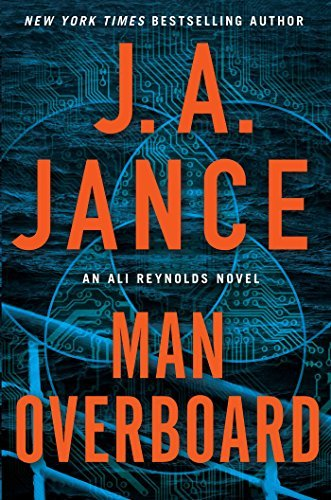 J. A. Jance Man Overboard