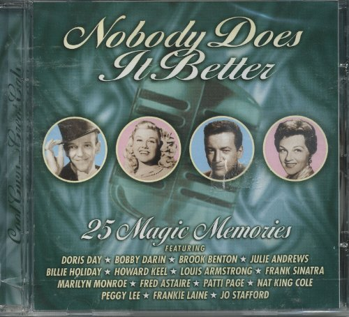 Marilyn Monroe Frank Sinatra Lena Horne Dean Marti Nobody Does It Better 25 Magic Memories