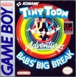 Gameboy Tiny Toon Adventures Babs' Big Break