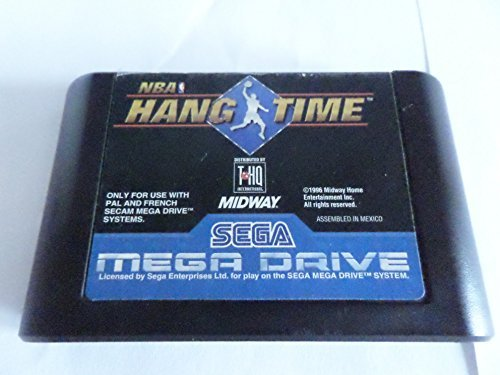 Sega Genesis Nba Hang Time