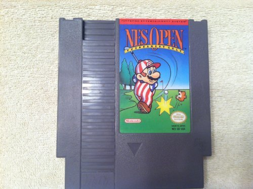 Nes Nes Open Tournament Golf