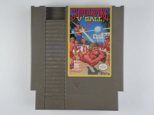 Nes Super Spike Volleyball