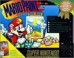 Super Nintendo Mario Paint