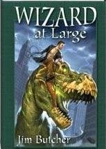 Jim Butcher Wizard At Large Blood Rites Dead Beat (the Dres