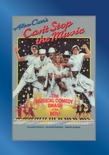 Village People Valerie Perrine Bruce Jenner Steve Can't Stop The Music