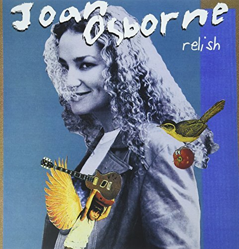 Joan Osborne Relish (20th Anniverversary Edition) 2xlp