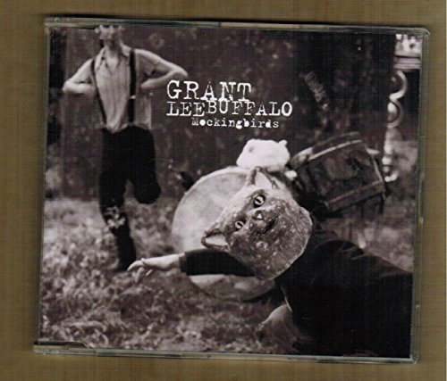 Grant Lee Buffalo Mockingbirds CD Uk Slash 1994