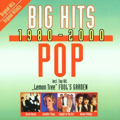 Big Hits 1980 2000 Pop Big Hits 1980 2000 Pop