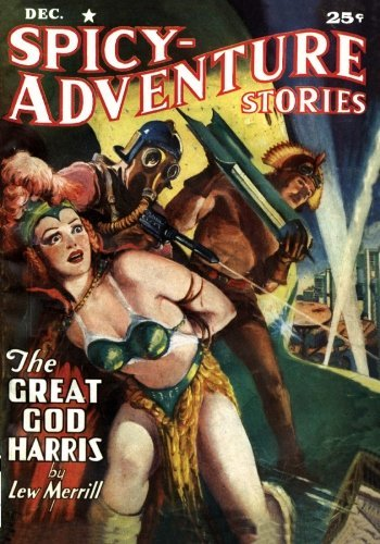 Various Authors Spicy Adventure Stories 12 40