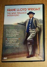 Frank Lloyd Wright The Mike Wallace Interviews Frank Lloyd Wright The Mike Wallace Interviews DVD