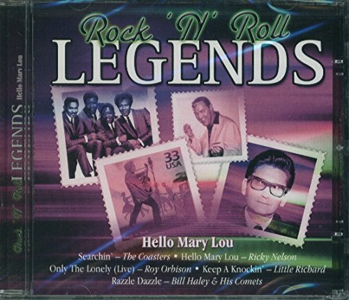 Rat Pack Rock N Roll Hello Mary Lou