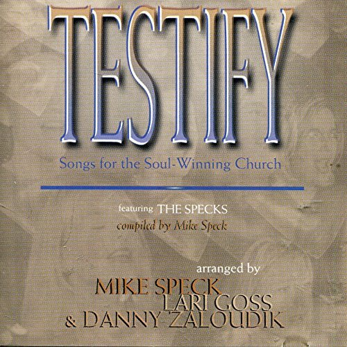 The Specks Testify Songs For The Soul Winning Church