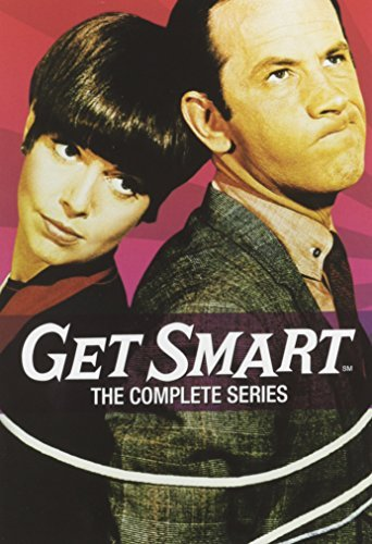 Get Smart The Complete Series DVD