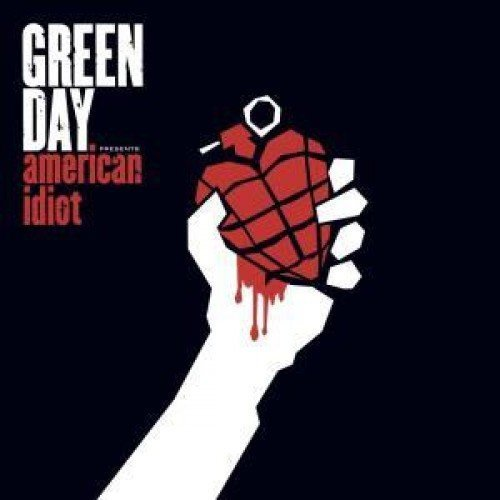 Green Day American Idiot (2lp Red White