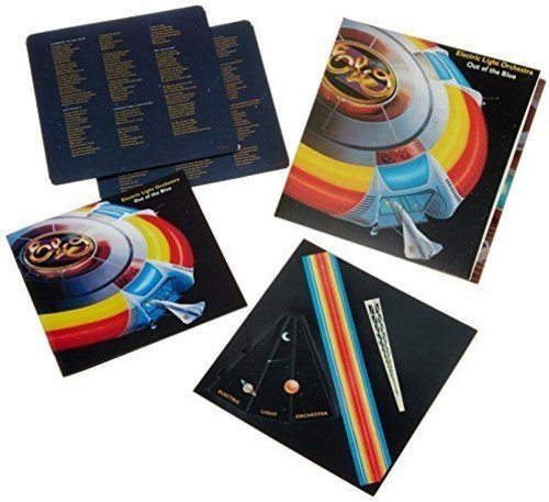 Electric Light Orchestra Out Of The Blue Limited Import Jpn Incl. Bonus Track Paper Sleeve