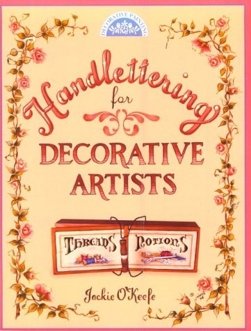 Jackie O'keefe Handlettering For Decorative Artists (decorative P