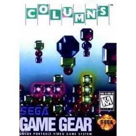 Sega Game Gear Columns