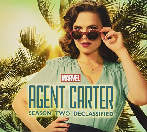 Daphne Miles Marvel's Agent Carter Season Two Declassified
