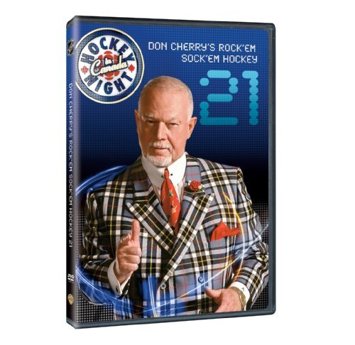 Don Cherry Don Cherry's Rock'em Sock'em Hockey 21