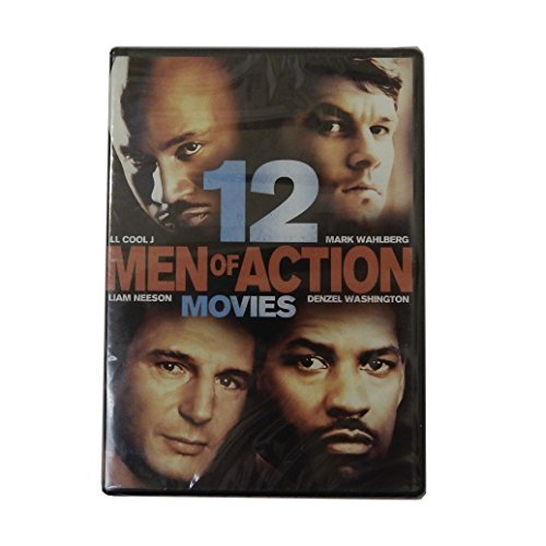 Men Of Action 12 Movie Collection