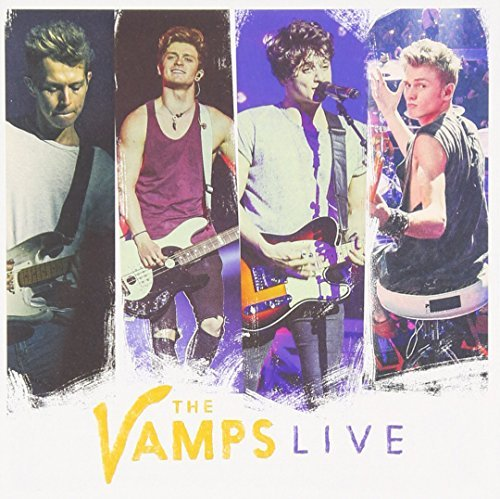 The Vamps The Vamps The Vamps Live Ep