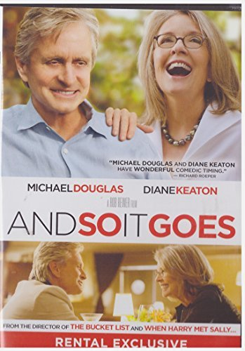 And So It Goes (dvd 2014) Rental Exclusive