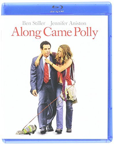 Along Came Polly Stiller Aniston Messing Hoffman Blu Ray Pg13