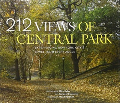 Mick Hales 212 Views Of Central Park Experiencing New York C