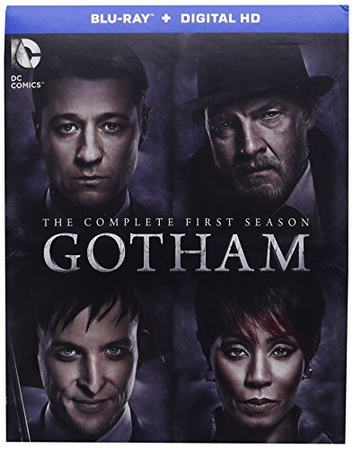 Gotham The Complete First Sea Gotham The Complete First Sea