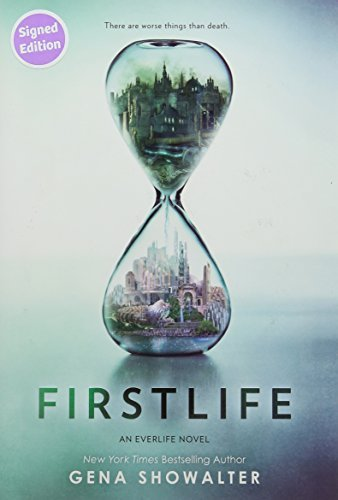 Gena Showalter Firstlife (signed Edition)