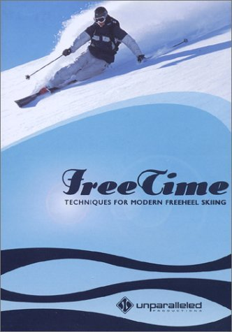Gronvold Frode Cannon Charlie Kaloustian Jeff L Free Time Techniques For Modern Freeheel Skiing