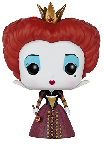 Funko Funko Pop Disney Alice (live Action) Queen Of Hearts