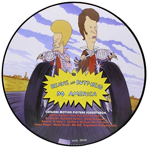 Soundtrack Beavis & Butt Head Do America