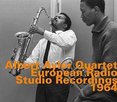 Albert Ayler European Radio Studio Recordin Import Esp