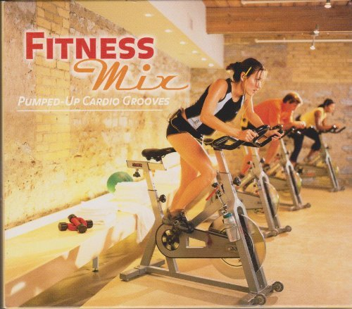 K2 Groove Fitness Mix Pumped Up Cardio Grooves 2 Volume Set