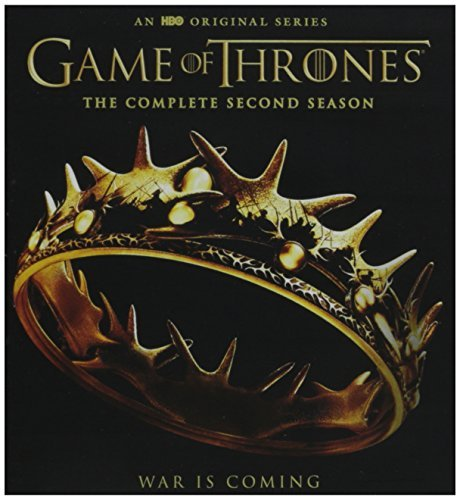 Game Of Thrones Season 2 Blu Ray