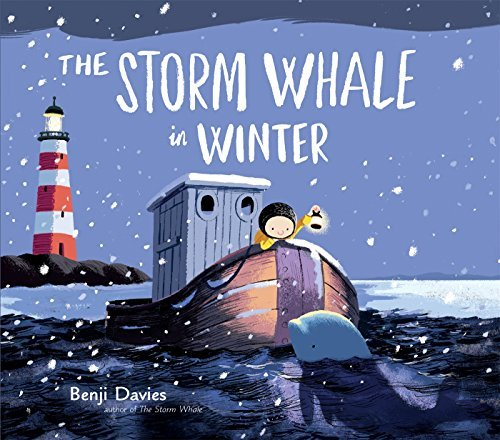 Benji Davies The Storm Whale In Winter