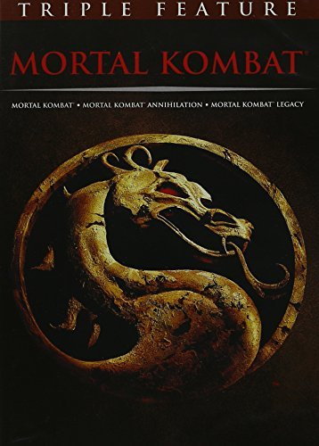 Mortal Kombat Franchise Collection DVD