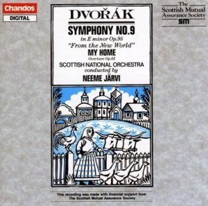 "Dvorak Dvorák Symphony No. 9 ""from The New World""; My Ho"