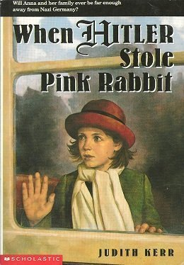 Judith Kerr When Hitler Stole Pink Rabbit