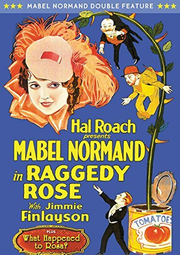 Raggedy Rose What Happened To Rosa? Mabel Normand Double Feature DVD Nr