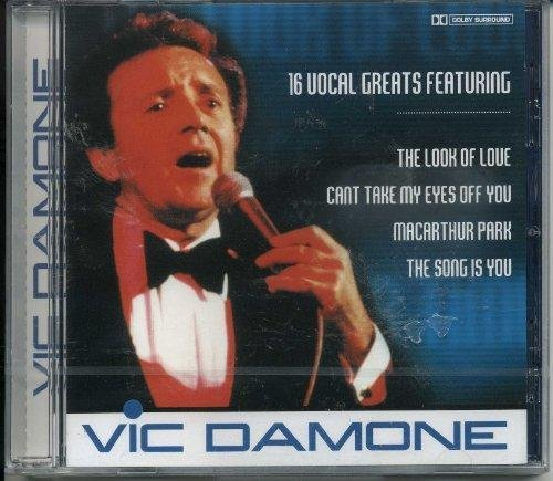 Vic Damone 16 Vocal Greats