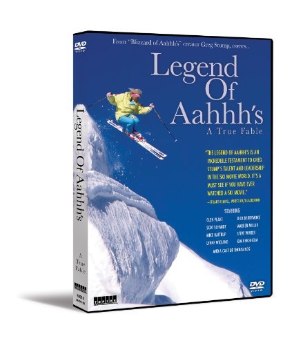 Warren Miller Dick Barrymore Scot Schmidt Glen Pla Legend Of Aahhhs