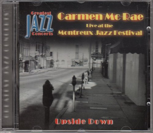 Carmen Mcrae Upside Down