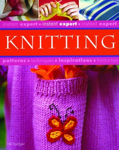 Ros Badger Instant Expert Knitting