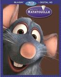 Ratatouille Disney Blu Ray DVD G