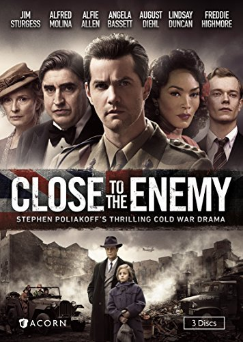 Close To The Enemy Season 1 DVD