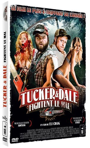 Tucker & Dale Vs. Evil (french Language Version) Tudyk Labine Bowden