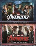 Avengers Double Feature Blu Ray