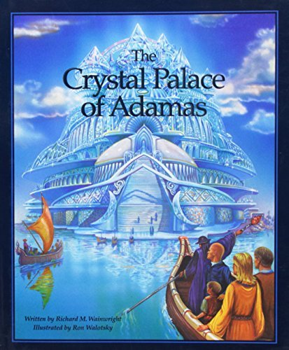 Walotsky Ron Wainwright Richard M. The Crystal Palace Of Adamas